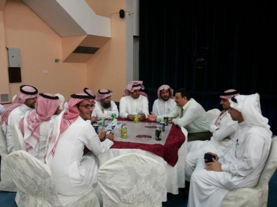 مركز التدريب وخدمة المجتمع يحتفل بمتدربي القيادة ولإشراف التربوي وأمناء مراكز مصادر التعلم