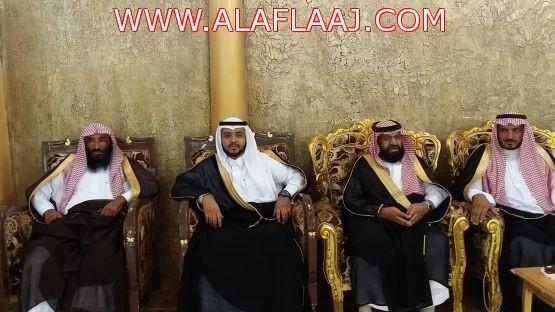 بالصور : المهندس حسن آل دحيم يحتفل بزواجه