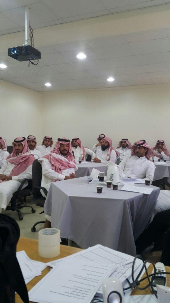 تعليم الأفلاج يُقيم دورة تدريبية للمرشدين الصحيين