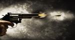 خلاف  يصيب معلم  في ساقة  بطلقه من سلاح رشاش