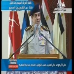 بالفيديو .. السيسي يصفق إجلالاً لخادم الحرمين لمساندته لمصر
