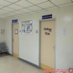 الأطباء في إجازة والعيادات مغلقه أمام المراجعين ومدير المستشفى يؤكد