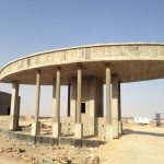مبنى بلدية الأفلاج مشروع متعثر