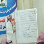 بالصور : عملية ترشيح أعضاء مجلس إدارة الجمعية الخيرية لزواج والإصلاح الاجتماعي بمحافظة الأفلاج