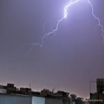 الطقس: فرصة لهطول أمطار رعدية على معظم مناطق المملكة