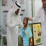 مدير تربية الأفلاج يدشن الحملة الوطنية للتطعيم