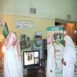جمعية إنسان تشارك بركن في مهرجان ربيع الأفلاج الثالث