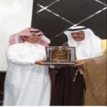 مستشفى القويعية يكرم مدير الأشعة بالشؤن الصحية بمنطقة الرياض