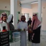 ابتدائية تحفيظ القرآن بليلى تكرم الفائزين بمسابقة افضل فصل