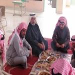 مدرسة النايفية تقيم وجبة إفطار جماعي وتكرم طلبتها