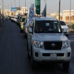 محافظ الأفلاج يدشن حملة النهر الجاري بمشاركة الجهات الحكومية والأهلية