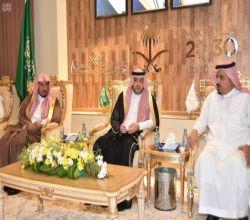 السديري  : ينوه بدور المملكة الفاعل في حملِ رسالة الإسلام والدعوة إليه