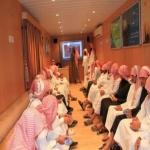 برعاية لجنة التنمية الاجتماعية بالخالدية قافلة ( كنوز ) الدعوية تزور عددا من مدارس محافظة الأفلاج