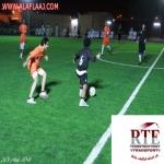ضمن مباريات كأس سعادة المشرف على كليات الأفلاج  الصاعقة يتألق بخمسة أهداف والريان بهدفين
