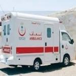 حادث يصرع مواطن وابنتية على طريق الرين