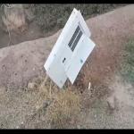 عداد كهربائي  يهدد حياة الأطفال بمنتزه سحاب