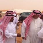 أبناء المرحوم حسن الشكرة يقيمون مأدبة غداء لصاحب السمو الأمير فهد بن عبدالله آل سعود