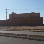 مبنى تحفيظ القرآن الكريم في الأحمر وست سنوات من النسيان
