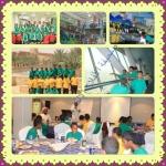 جمعية إنسان بالأفلاج : تنظم رحلة سياحية تعليمية تحت عنوان باص إنسان السياحي