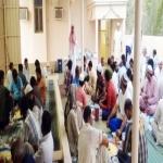 مبرة الأفلاج الخيرية تفطر 2600 صائم يومياً