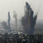 """غزة تحت النار.. وأمريكا كعادتها: """"نُدين بشدة استهداف الإسرائيليين"""""""