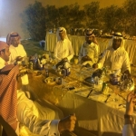 المبارك يستضيف مساعد مدير عام القنوات الرياضية