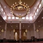 بالصور : جامع الشيخ برجس الشكرة حلَة جديدة في محافظة الأفلاج سيفتتح هذا المساء