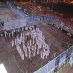 بالصور احتفال أهالي الأحمر بعيد الفطر المبارك لعام 1435هـ