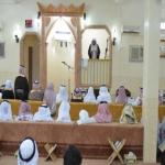 أهالي الرزيقية يؤدون صلاة العيد في أجواء يسودها الفرح والسرور بالعيد السعيد