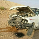 إصابة رجل أمن ورئيس مركز في حادث مروري جنوب المحافظة