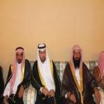 بالصور : الأستاذ راشد آل دحيم يحتفل بزفاف كريمته