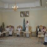 آل حسين يترأس اجتماع اليوم الوطني ويقيم مأدبة غداء لمدراء الدوائر الحكومية الجديدة