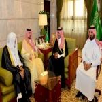 أمير منطقة الرياض يدشن فعاليات ملتقى دور المسجد في تعزيز القيم الوطنية  بحضور خطباء من محافظة الأفلاج