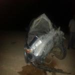 إصابة عشريني في حادث شمال الأفلاج