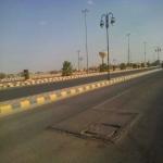 مواطنون يتذمرون من حفريات بلا صيانة على طريق الأمير محمد بن عبدالعزيز