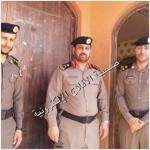 مدير السجون بمنطقة الرياض اللواء مساعد بن صلاب الرويلي يتفقد سجن المحافظة