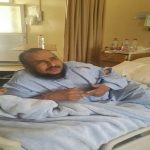 """""""نجيب"""" وافد يمني فقد البصر في حادث مروري أدخله غيبوبة  ثلاث سنوات يناشد علاجه قبل ترحيله"""