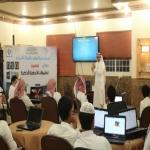 بالصور : لجنة التنمية بالأفلاج تطلق فعاليات مهرجان تنمية المواهب والهوايات الشبابية