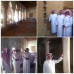 محافظ الأفلاج يدشن العمل في قرية العمّار الأثرية
