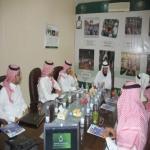 جمعية إنسان بالأفلاج تقيم لقاءً مفتوحاً مع إعلاميي المحافظة