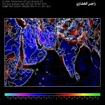 الخضاري : انخفاض درجات الحرارة لمستويات متدنية ابتداء من اﻷربعاء القادم
