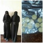 ضبط مواطن حاول تهريب مخالفين بزي نسائي إلى الرياض