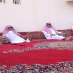 الشاعر ذيب بن سلطان يرثي والده