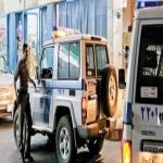 الدوريات اﻷمنية تقبض على عدد من مخالفي نظام اﻹقامة