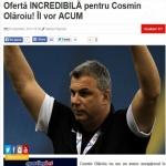 صحيفة رومانية: عرض خيالي لـكوزمين من أجل تدريب المنتخب السعودي