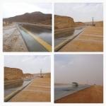 بالصور : أمطار خفيفة على الغيل وستارة وواسط وشمال الأفلاج
