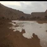 بالصور ... إبداعات مصورو الأفلاج في التقاط صور أمطار وسيول المحافظة