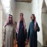 لجنة السياحة في الأفلاج تواصل تأهيل المنارل الأثريه
