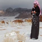 تنبيه: موجة باردة (متدحرجة) تؤثر على أجواء المملكة