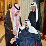 شاهد.. صور الملك عبدالله بن عبدالعزيز قبل ٣١ يوماً من وفاته